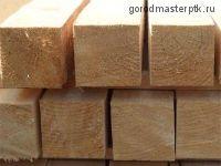 Брус 100х150х6000 мм деловой (1-3 сорт) е/в хв/п